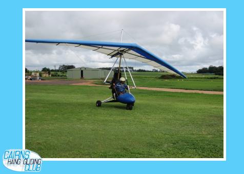 The Cairns Hang Gliding Club » Videos